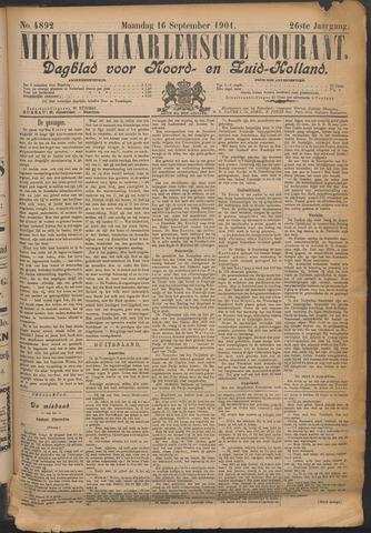 Nieuwe Haarlemsche Courant 1901-09-16