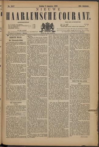 Nieuwe Haarlemsche Courant 1893-08-06