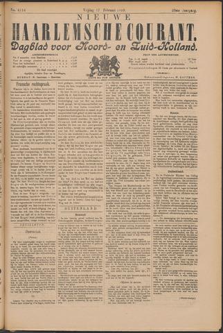 Nieuwe Haarlemsche Courant 1899-02-17