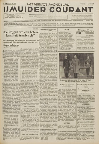 IJmuider Courant 1938-03-02