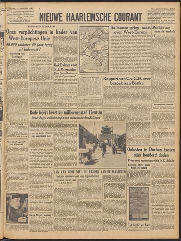 Nieuwe Haarlemsche Courant 1949-01-17