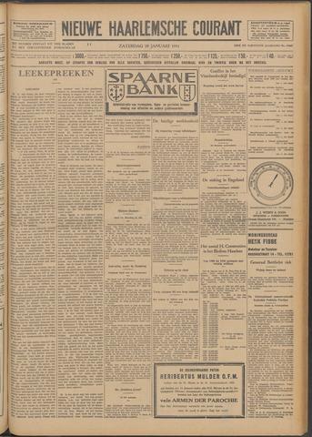 Nieuwe Haarlemsche Courant 1931-01-10