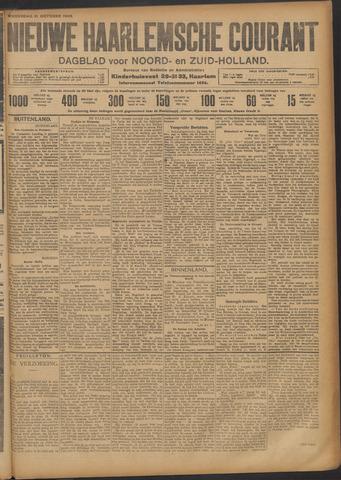 Nieuwe Haarlemsche Courant 1908-10-21