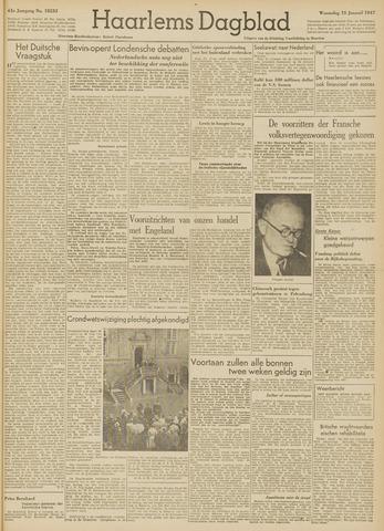 Haarlem's Dagblad 1947-01-15