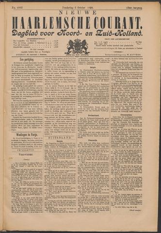 Nieuwe Haarlemsche Courant 1898-10-06