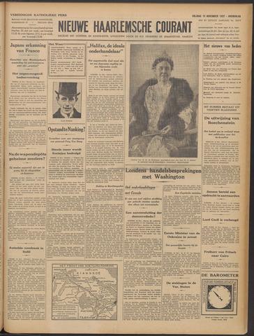Nieuwe Haarlemsche Courant 1937-11-19