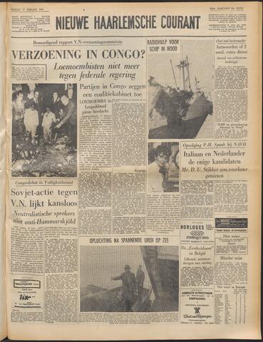 Nieuwe Haarlemsche Courant 1961-02-17