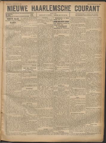 Nieuwe Haarlemsche Courant 1921-08-01