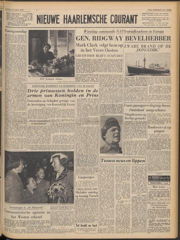 Nieuwe Haarlemsche Courant 1952-04-29