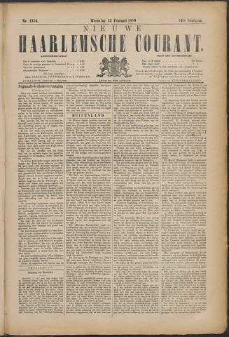 Nieuwe Haarlemsche Courant 1889-02-13