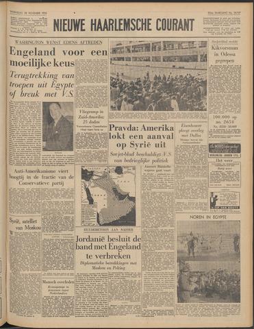 Nieuwe Haarlemsche Courant 1956-11-28