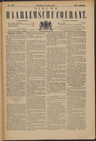 Nieuwe Haarlemsche Courant 1895-01-23