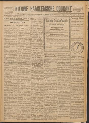 Nieuwe Haarlemsche Courant 1927-02-18