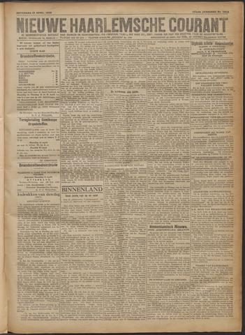Nieuwe Haarlemsche Courant 1920-04-10