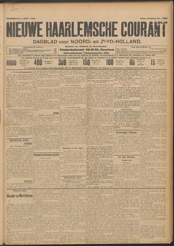 Nieuwe Haarlemsche Courant 1909-11-04