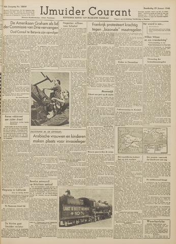 IJmuider Courant 1948-01-29