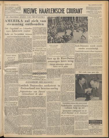 Nieuwe Haarlemsche Courant 1954-11-26