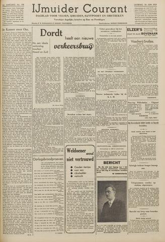 IJmuider Courant 1939-06-24