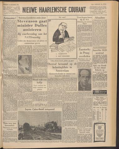 Nieuwe Haarlemsche Courant 1957-11-13