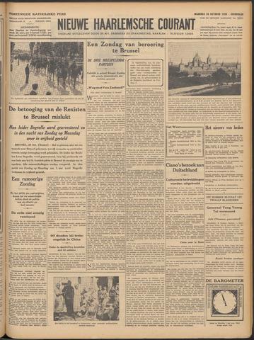 Nieuwe Haarlemsche Courant 1936-10-26