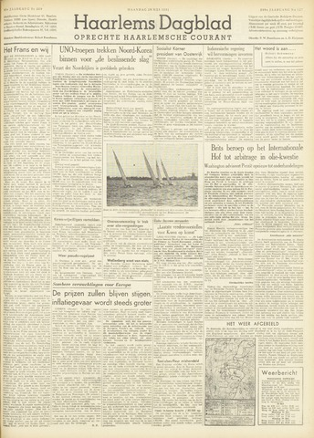Haarlem's Dagblad 1951-05-28