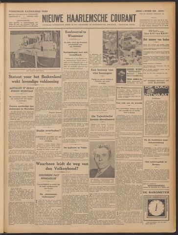 Nieuwe Haarlemsche Courant 1936-10-04