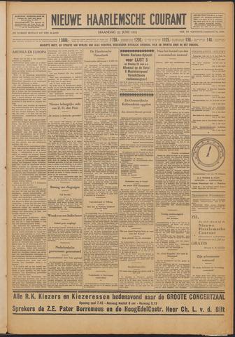 Nieuwe Haarlemsche Courant 1931-06-22
