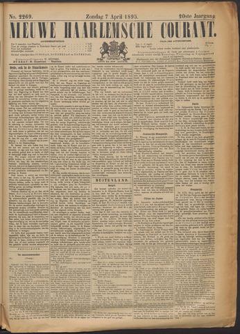 Nieuwe Haarlemsche Courant 1895-04-07