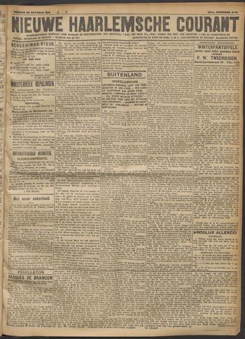 Nieuwe Haarlemsche Courant 1918-10-29