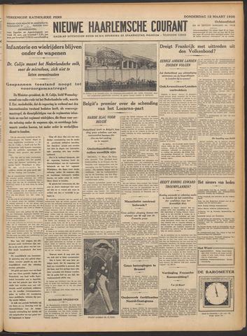 Nieuwe Haarlemsche Courant 1936-03-12