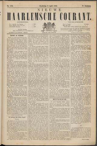 Nieuwe Haarlemsche Courant 1882-04-06
