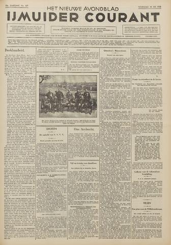 IJmuider Courant 1938-05-18