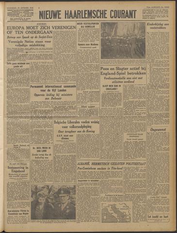 Nieuwe Haarlemsche Courant 1948-09-29