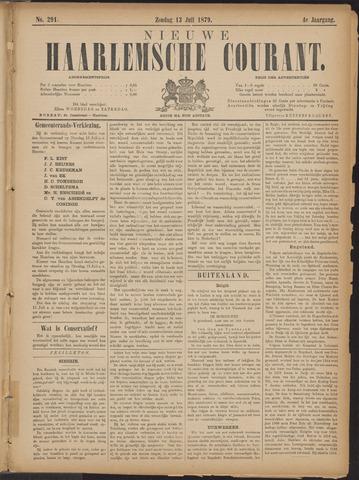 Nieuwe Haarlemsche Courant 1879-07-13