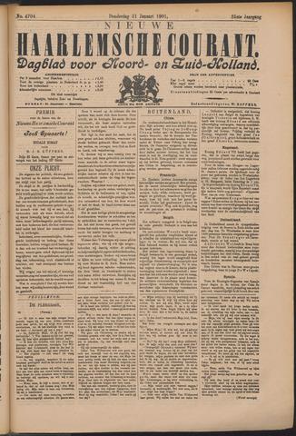 Nieuwe Haarlemsche Courant 1901-01-31