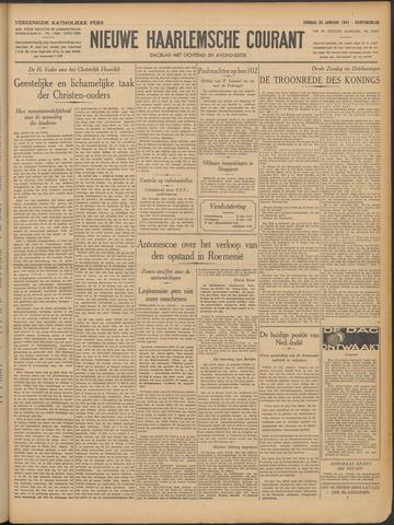 Nieuwe Haarlemsche Courant 1941-01-26