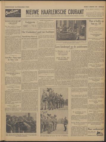 Nieuwe Haarlemsche Courant 1940-08-02