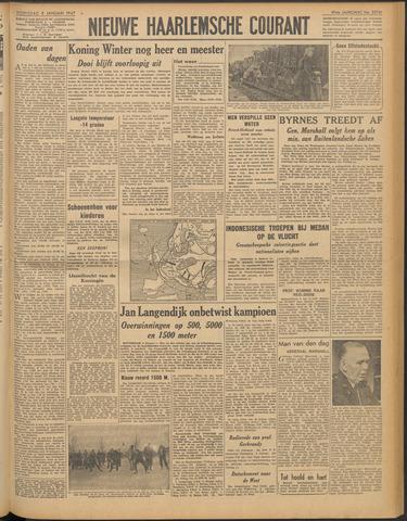 Nieuwe Haarlemsche Courant 1947-01-08