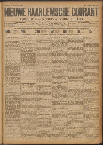 Nieuwe Haarlemsche Courant 1908-10-30