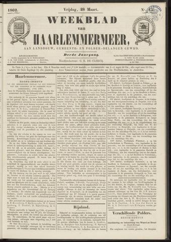 Weekblad van Haarlemmermeer 1862-03-28
