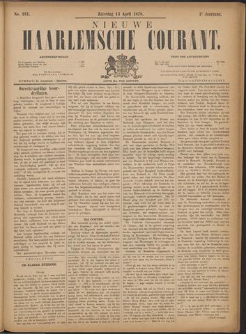 Nieuwe Haarlemsche Courant 1878-04-13