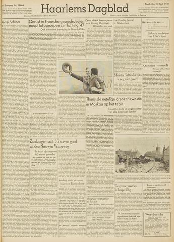 Haarlem's Dagblad 1947-04-10