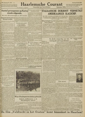 Haarlemsche Courant 1942-05-23
