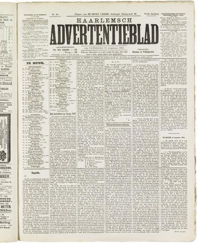 Haarlemsch Advertentieblad 1882-08-12