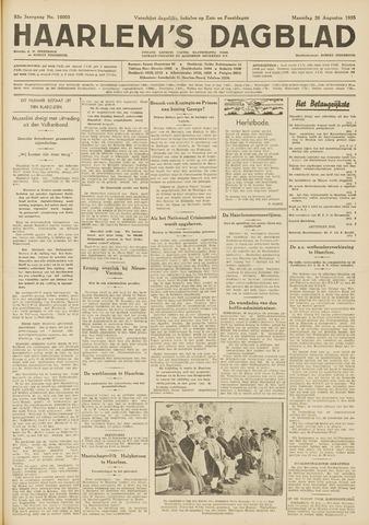 Haarlem's Dagblad 1935-08-26