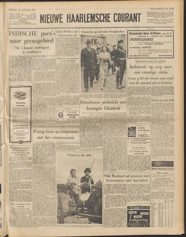 Nieuwe Haarlemsche Courant 1959-08-29