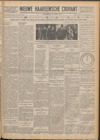 Nieuwe Haarlemsche Courant 1930-04-10