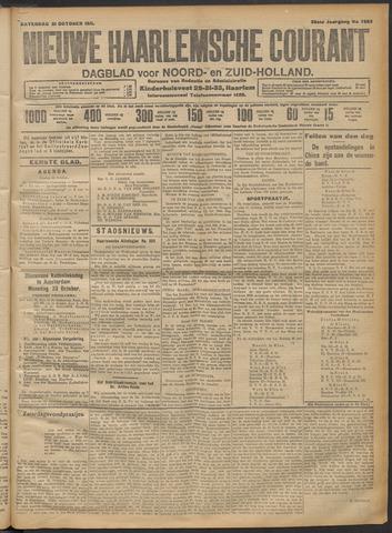 Nieuwe Haarlemsche Courant 1911-10-21
