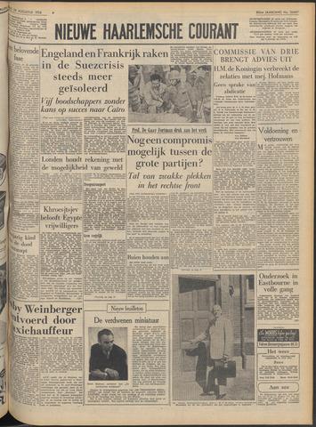 Nieuwe Haarlemsche Courant 1956-08-24