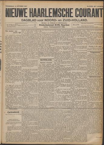 Nieuwe Haarlemsche Courant 1907-10-31